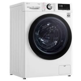 Pračka se sušičkou LG F2DV5S8S1 bílá