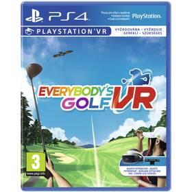 Hra Sony PlayStation 4 PlayStation 4 Everybody's Golf VR (PS719920601)