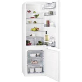 Chladnička s mrazničkou AEG Mastery SCB618F3LS bílá