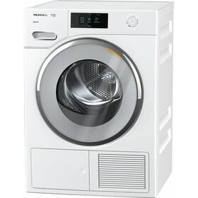 Sušička prádla Miele WhiteEdition TWV 680 WP Passion bílá