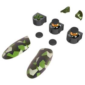 Modul Thrustmaster eSwap X Green Pack, 7 zelených modulů pro eSwap X Pro Controller (4460186)