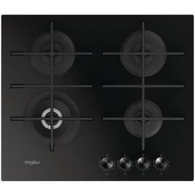 Plynová varná deska Whirlpool W Collection GOWL 628/NB EE černá