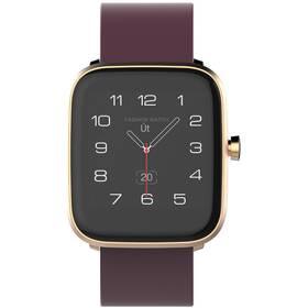 Chytré hodinky iGET FIT F20 - ZÁNOVNÍ - 12 měsíců záruka zlaté
