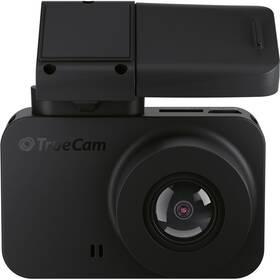 Autokamera TrueCam M9 GPS černá
