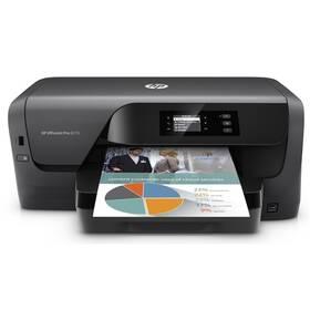 Tiskárna inkoustová HP Officejet Pro 8210 (D9L63A#A81) černá