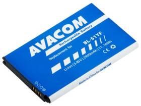 Baterie Avacom pro LG H815 G4, Li-Ion 3,85V 2900mAh (náhrada BL-51YF)