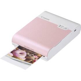 Fototiskárna Canon Selphy Square QX10 růžová