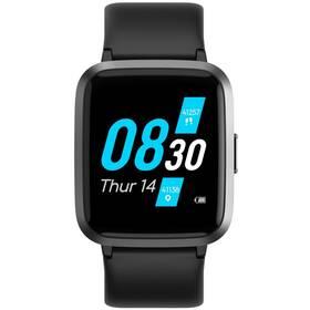 Chytré hodinky UMIDIGI Ufit (UMI000093) černé