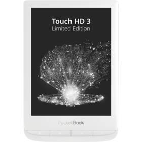 Čtečka e-knih Pocket Book 632 Touch HD 3 Limited Edition (PB632-W-GE-WW) bílá