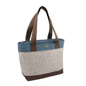 Chladící taška Campingaz Entertainer Cooler 12l šedá/modrá/hnědá