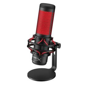 Mikrofon HyperX QuadCast (HX-MICQC-BK) černý