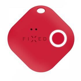 Klíčenka FIXED Smile s motion senzorem (FIXSM-SMM-RD) červená