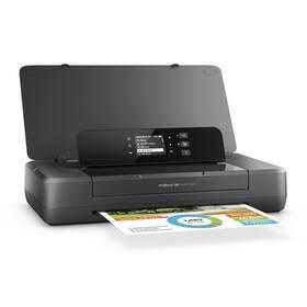 Tiskárna inkoustová HP Officejet 202 Mobile Printer (N4K99C#A82) černá