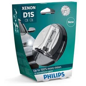 Autožárovka Philips Xenon X-tremeVision D1S, 1ks (85415XV2S1)