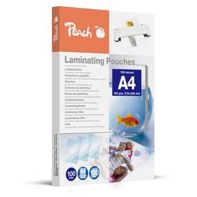 Laminovací fólie Peach A4 (216x303mm), 100mic, 100 ks (PP500-02)