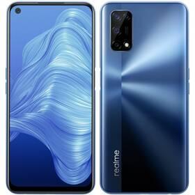 Mobilní telefon realme 7 5G - ZÁNOVNÍ - 12 měsíců záruka modrý