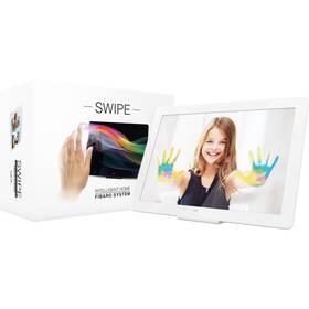 Ovladač Fibaro Swipe – ovládání gesty, Z-Wave Plus (FIB-FGGC-001-WH) bílý