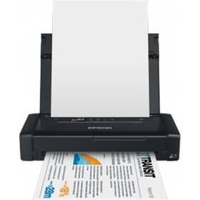 Tiskárna inkoustová Epson WF-100W (C11CE05403) černá