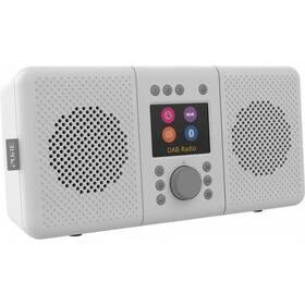Internetový radiopřijímač Pure Elan Connect+ šedý