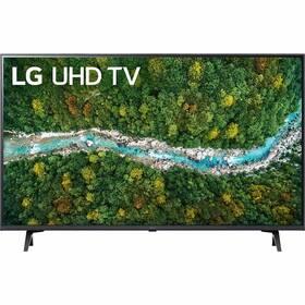 Televize LG 43UP7700 šedá