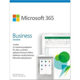 Software Microsoft 365 Business standard SK (KLQ-00476)