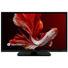 Televize GoGEN TVH 24P452T černá