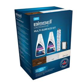 Čisticí sada Bissell CrossWave MultiSurface cleaning pack 2815