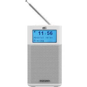 Radiopřijímač s DAB+ KENWOOD CR-M10DAB bílý