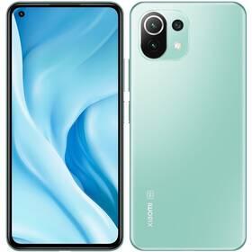 Mobilní telefon Xiaomi Mi 11 Lite 5G 6GB/128GB - Mint Green (31711)