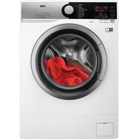 Pračka AEG ProSense™ L6SE47SCE bílá