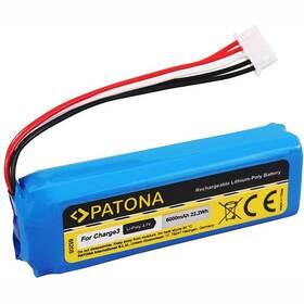 Baterie PATONA pro reproduktor JBL Charge 3 6000mAh 3,7V Li-Pol GSP1029102A (PT6520) modrá