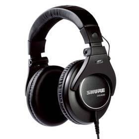 Sluchátka Shure SRH840 černá