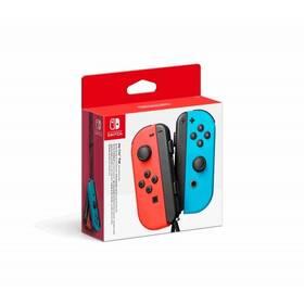 Ovladač Nintendo Joy-Con Pair (NSP080) červený/modrý