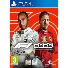 Hra Codemasters PlayStation 4 F1 2020 Standard Edition (4020628720834)