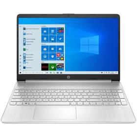 Notebook HP 15s-fq1011nc (1Q0Q1EA#BCM) stříbrný