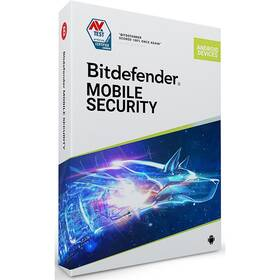 Software Bitdefender Mobile Security for Android (BM01ZZCSN1201LEN_BOX )