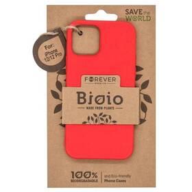 Kryt na mobil Forever Bioio na Apple iPhone 12/12 Pro (HOUAPIP12PMBIORE) červený