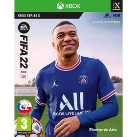Hra EA Xbox Series X FIFA 22 (EAX420620)