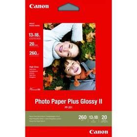 Fotopapír Canon PP201, 13x18 cm, 20 listů (2311B018) bílý