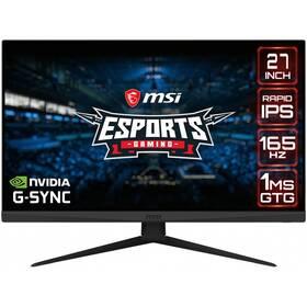 Monitor MSI Optix G273QF (Optix G273QF) černý