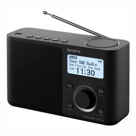 Radiopřijímač s DAB+ Sony XDR-S61DB černý