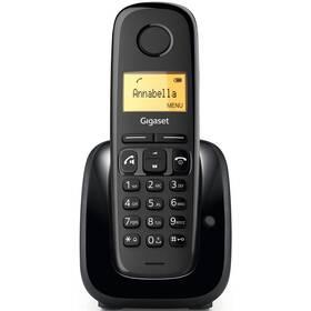 Domácí telefon Gigaset A280 (S30852-H2817-R601) černý