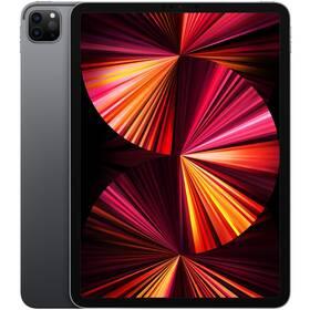 Dotykový tablet Apple iPad Pro 11 (2021) Wi-Fi 128GB - Space Grey (MHQR3FD/A)