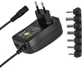Napájecí adaptér EMOS 2250mA s hřebínkem, pulzní, USB (N3113)