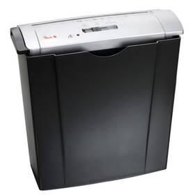 Skartovač Peach PS400-02 6 listů/ 8L/ podélný řez (PS400-02) černý