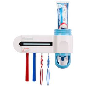 Dávkovač pasty a sterilizér Helpmation GFS-302 bílý/modrý