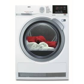 Sušička prádla AEG AbsoluteCare® T8DEG48SC bílá