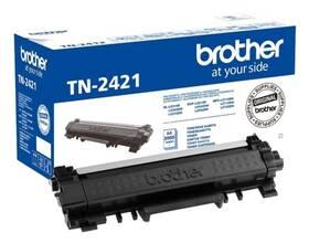 Toner Brother TN-2421, 3000 stran (TN2421) černý