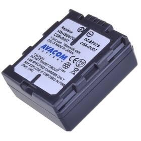 Baterie Avacom Panasonic CGA-DU07/CGR-DU07/ VW-VBD07, Hitachi DZ-BP07S Li-Ion 7.2V 750mAh 5.4Wh (VIPA-DU07-532)