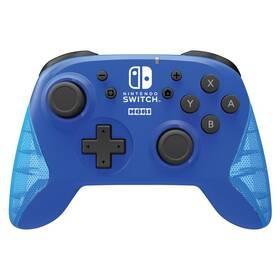 Gamepad HORI Wireless HORIPAD pro Nintendo Switch (NSW-174U) modrý